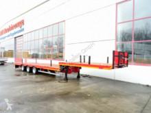Möslein 3 Achs Satteltieflader Plato für Fertigteile, B semi-trailer used heavy equipment transport