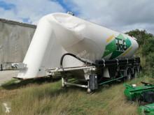 Trailer tank chemicaliën Spitzer S27D EE F01C CIMENT