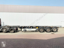 Trailer Krone SDC 27 elTU5 Plus Container-Chassis SDC 27 elTU5 Plus Container-Chassis, Front- und Heckausschub, Liftachse tweedehands containersysteem