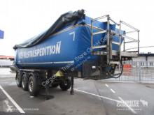 Semi remorque benne Schmitz Cargobull Kipper Stahlrundmulde Thermomulde 28m³