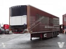 Semi remorque frigo mono température Chereau Carrier Frigo Vector 1850 MT - BPW axle - Datacold - Bi Temp