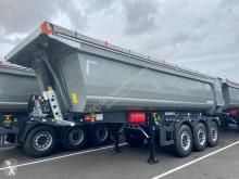 Semiremorca benă pt. lucrări publice Schmitz Cargobull SKI Renforcée Fond 6 et cotés 5mm - Enrochement - Dispo immédiate