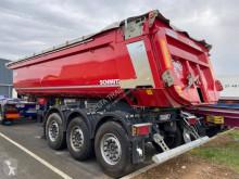 Semiremorca benă pt. lucrări publice Schmitz Cargobull SKI porte hydraulique