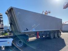 Stas S 300 CX semi-trailer damaged cereal tipper