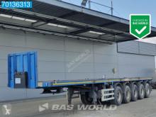 Trailer Bertoja 87.000 GVW Ballast trailer tweedehands platte bak
