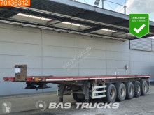 Bertoja heavy equipment transport semi-trailer 98.000 GVW Ballast trailer Coil