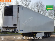 Semi remorque frigo mono température Krone Carrier Vector 1550 2x Liftachse Doppelstock Palettenkasten