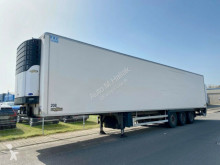 Semi remorque isotherme Chereau Tiefkühlkoffer Carrier Maxima 1300 LBW Rolltor