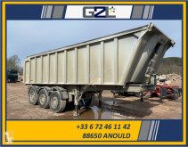 Benalu 3 ESSIEUX *ACCIDENTE*DAMAGED*UNFALL* semi-trailer damaged tipper