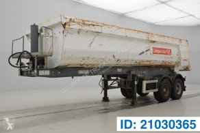 Trailer kipper Langendorf 27 cub in alu