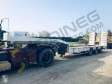 Masso semi-trailer used heavy equipment transport