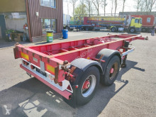 Trailer Renders ROC 12.18 2-assen SAF - Drumbrakes - Rust Free - 20FT (O560) tweedehands containersysteem