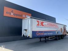 Semi remorque rideaux coulissants (plsc) LAG liftas, stuuras, achtersluitende klep, SAF INTRADISC, NL-trailer