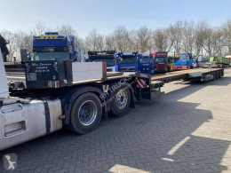 Goldhofer heavy equipment transport semi-trailer STN-L 3-38/80A - BED: 8,75 + 5,75 METER