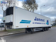 Semi remorque frigo mono température Chereau Koel vries 2 cool units