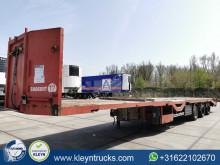 Trailer Trax S533SAA hydr. ramps twistl. tweedehands dieplader