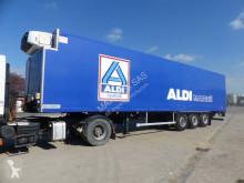 Lamberet semi-trailer used refrigerated
