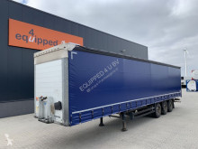 Návěs Schmitz Cargobull nieuw Code-XL zeil, schijfremmen gegalvanisieerd, multilock, NL-trailer, APK: 04/2022 posuvné závěsy použitý
