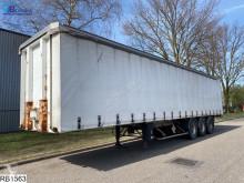 Fruehauf tautliner semi-trailer Tautliner Kooiaap system