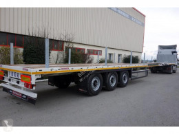MAX Trailer Extensible semi-trailer new flatbed