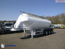 Omeps tanker semi-trailer Powder tank alu 36 m3