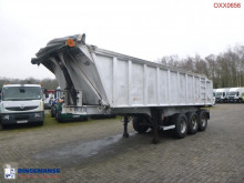 General Trailers Tipper trailer alu 25 m3 semi-trailer used tipper