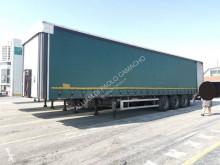 Zorzi 13.60 M semi-trailer used tautliner