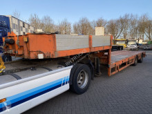 Semiremorca Faymonville STEERING + BED 7,30 + 4,70 METER transport utilaje second-hand