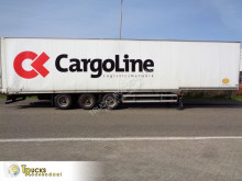 Semi remorque Talson F 1227 + + confection Trailer fourgon occasion