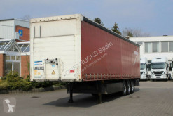 Schmitz Cargobull tarp semi-trailer Standard 2,78 Hoch/Edscha/Paletten-kasten