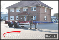 Yarı römork şasi Schmitz Cargobull CFS 20, Blatt, Container, BPW, KEIN ABS