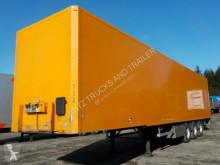 Semirremolque Van Eck TOP ZUSTAND-REIFEN 50%-TROMMELBREMSEN furgón usado