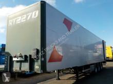 Semirremolque Van Eck TOP ZUSTAND-TROMMELBREMSEN-TAMBOUR furgón usado