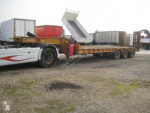 Montenegro heavy equipment transport semi-trailer SG45-3G-11.90
