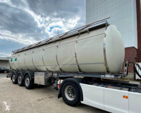 Berger Berger Light - 33-3- SAF - ATP ist gültig! - TOP! 25.900 € (Netto) 30.821 € (Brutto) 19,00% MwSt. semi-trailer used food tanker