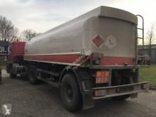 Bunge tanker semi-trailer TSA 24 / 4A3