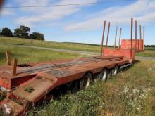 Faymonville heavy equipment transport semi-trailer Leonet