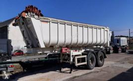 Fruehauf semi-trailer used construction dump