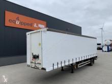 Semi remorque rideaux coulissants (plsc) Pacton City, nieuw zeil, laadklep 2.500kg, NL-trailer, APK: 08/03/2022,