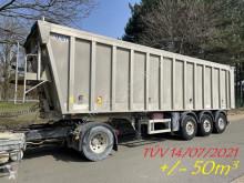 Benalu 50m³ ALU VOLUME KIPPER / SAF / DISC / AIR-SUSPENSION / HYVA CILINDER --- LUFTFEDERUNG / SAF / SCHEIBENBREMSEN / HYVA ZYLINDER -- semi-trailer used tipper
