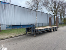 Semi remorque porte engins ACTM Lowbed 57500 KG, Steel suspension, B 2,48 + 2 x 0,35 mtr