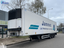 Chereau mono temperature refrigerated semi-trailer Koel vries 2 cooling units