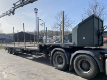 Semi remorque porte engins General Trailers 2 AS - BED 8,30 METER