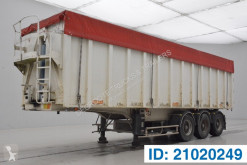 Benalu tipper semi-trailer 48 cub in alu