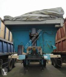 Semiremorca benă pt. lucrări publice Schmitz Cargobull