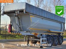 BYRM 24m3 Stahl-Kipper Liftachse SAF semi-trailer used tipper