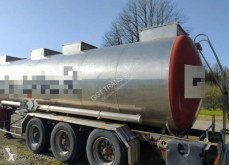 Trailer BSLT tweedehands tank chemicaliën