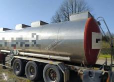 Naczepa BSLT cysterna produkty chemiczne używana
