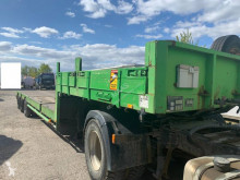 Nooteboom MCO semi-trailer used flatbed
