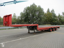 Nooteboom heavy equipment transport semi-trailer OSD